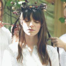 ギリシャのシンガー/モデル Sarah P. が新作EP『Maenads』を 12/14 リリース!