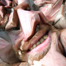 誰もが Aphex Twin (エイフェックス・ツイン) の顔になれる特殊なカメラが登場!
