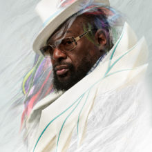 George Clinton (ジョージ・クリントン) の来日公演が決定!