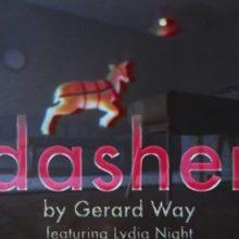 元マイケミの Gerard Way が Lydia Night をフィーチャーした新曲「Dasher」をリリース!
