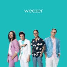 Weezer がカバーアルバム『The Teal Album』をサプライズ・リリース!