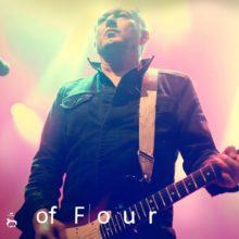 UKの元祖ポストパンク・バンド Gang Of Four がニューアルバム『Happy Now』を3月リリース!