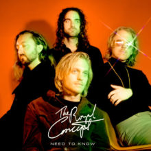 スウェーデンの人気ロックバンド The Royal Concept、約3年半ぶりの新曲「Need To Know」をリリース!