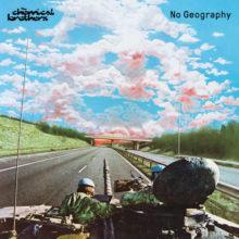 The Chemical Brothers、ニューアルバム『No Geography』をリリース!