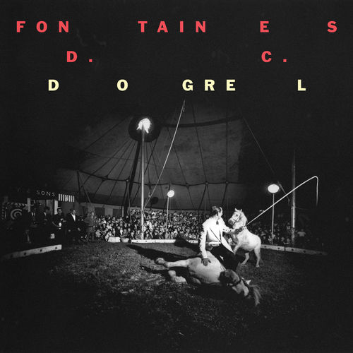 「fontaines dc DOGREL」の画像検索結果