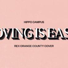 USインディーポップ・バンド Hippo Campus が Rex Orange County のカバーを公開!