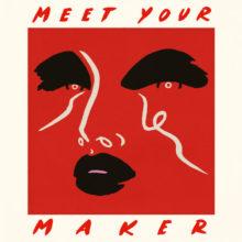 ロンドンのサイケ・デュオ Club Kuru、セカンドアルバム『Meet Your Maker』を 5/3 リリース!