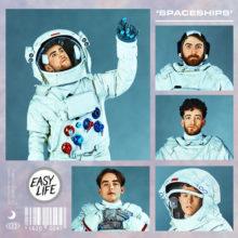 UKレスター5人組バンド Easy Life が6曲入りのミックステープ『Spaceships Mixtape』をサプライズ・リリース!
