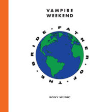 Vampire Weekend、待望のニューアルバム『Father of the Bride』をリリース!