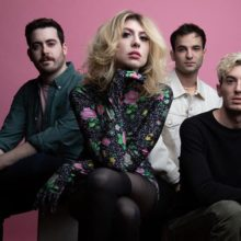 NYブルックリンのパワーポップ・バンド Charly Bliss、2nd アルバム『Young Enough』をリリース!