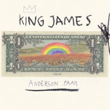 Anderson .Paak がニューシングル「King James」を配信リリース!