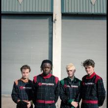 ロンドンで最も刺激的な謎多き4人組、今一番アツい新生バンドと噂の black midi がラフトレ契約後初のシングルをリリース!