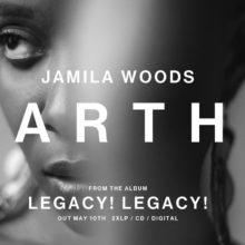 シカゴのR&Bシンガー Jamila Woods がニューアルバム『LEGACY! LEGACY!』を 5/10 リリース!