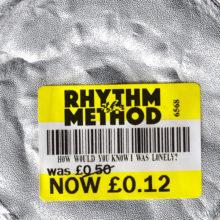 ロンドンのデュオ The Rhythm Method、デビューアルバム『How Would You Know I Was Lonely?』をリリース!