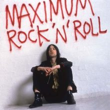 Primal Scream、シングル・コンピ『Maximum Rock 'N' Roll: The Singles』を 5/24 リリース!