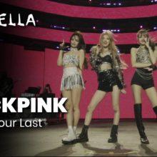 BLACKPINK、コーチェラ・フェスに出演した3曲のパフォーマンス映像が公開!