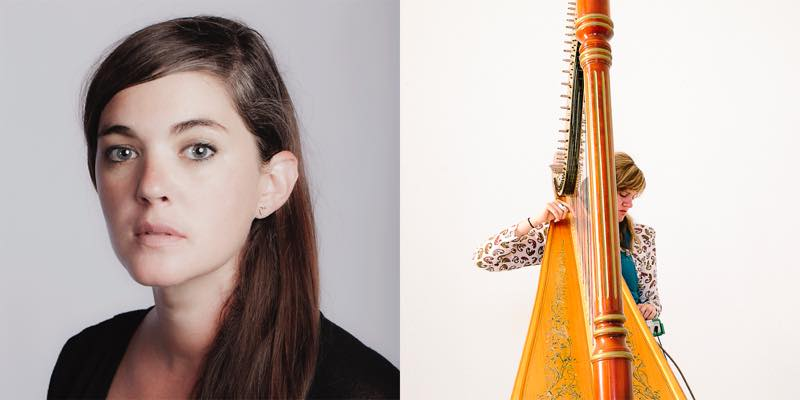 Julianna Barwick & Mary Lattimore