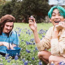 米オースティンのインディーポップ・デュオ Summer Salt がニューシングル「My Lucky Egg」をリリース!