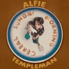 10代の天才少年 Alfie Templeman、新作EP『Sunday Morning Cereal』を 6/21 リリース!