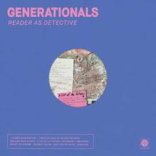 USインディーポップ・デュオ Generationals、ニューアルバム『Reader As Detective』をリリース!