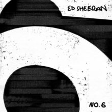 Ed Sheeran、コラボ・アルバム『No.6 Collaborations Project』をリリース!
