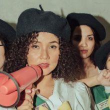 フィリピン・マニラのガールズ・バンド The Male Gaze のジャパンツアーが5月に決定!