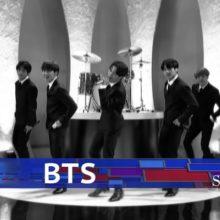 韓国のアイドルグループ BTS (防弾少年団)、米のTV番組 The Late Show に出演!