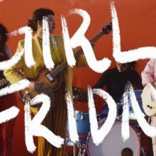 LAの4人組ガールズバンド Girl Friday、新作EP『Fashion Conman』を 6/28 リリース!