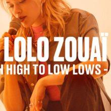 パリ生まれのシンガー Lolo Zouaï、Vevo DSCVR に出演したパフォーマンス映像公開!