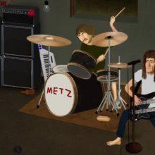 カナダのガレージパンク・バンド METZ、通算4作目となるアルバム『Automat』を 7/12 リリース!