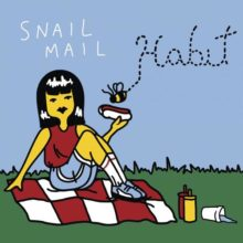 Snail Mail、コートニー・ラブのカバー曲を追加収録したデビューEP『Habit』を 8/30 再発リリース!
