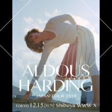 今最も魅惑的と噂のシンガー・ソングライター Aldous Harding の来日公演が決定!