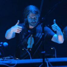 Aphex Twin、オンラインフェス『WXAXRXP』で放送された2012年にロンドンで行われたライブ映像が公開!