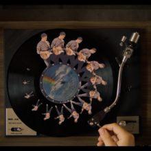 Said The Whale、レコードプレイヤーを活用したクリエイティブでユニークな「Record Shop」のMVを公開!