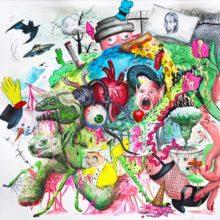 オーストラリアのアートパンク・バンド Tropical Fuck Storm、セカンドアルバム『BRAINDROPS』を 8/23 リリース!