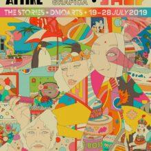 """インドネシアのアーティスト Ardneks のポップアップ """"ARTiST ATTiRE POP UP STORE"""" がこの夏大阪で開催!"""