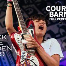 Courtney Barnett、ミネアポリスのフェス Rock the Garden 2019 に出演したフルライブ映像が公開!