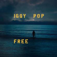 Iggy Pop (イギー・ポップ)、ソロ18作目となるニューアルバム『Free』を 9/6 リリース!