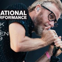 The National、ミネアポリスのフェス Rock the Garden 2019 に出演したフルライブ映像公開!