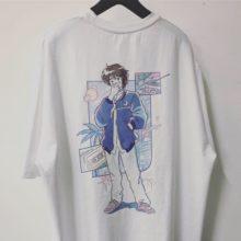 Night Tempo、限定販売されていたTシャツが 8/17 (土) に再販!