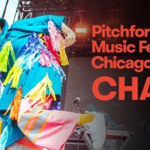 CHAI、アメリカのフェス Pitchfork Music Festival 2019 に出演したフルライブ映像が公開!