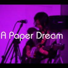DYGL、札幌のイベントスペース TWLV でライブ配信した「A Paper Dream」のセッション映像を公開!