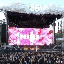 NIKI、88rising 主催フェス Head In The Clouds Festival 2019 に出演したライブ映像公開!