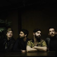 FOALS の JAPAN TOUR 2020 が3月に東京、大阪、名古屋で決定!
