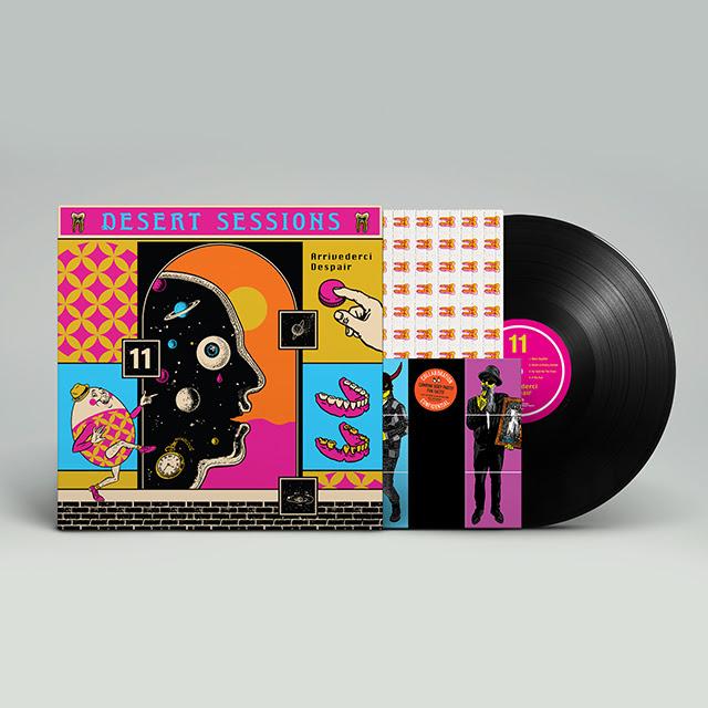 Desert Sessions LP