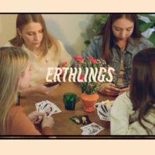 ティーンエイジャー・バンド Erthlings、デビューEP『Indigo』を配信リリース!