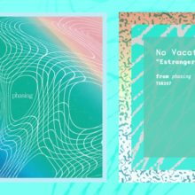 ドリームポップ・バンド No Vacation、新作EP『Phasing』を 10/18 リリース!