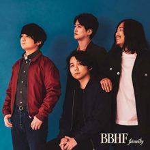 BBHF、セカンドEP『Family』を 11/13 リリース!