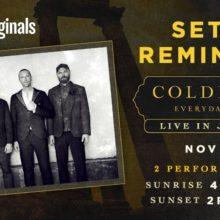 Coldplay、ヨルダンで行われる新作『Everyday Life』発売記念コンサートを YouTube で生配信!
