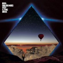 Noel Gallagher's High Flying Birds、新作EP『Blue Moon Rising』を来年 3/6 リリース!